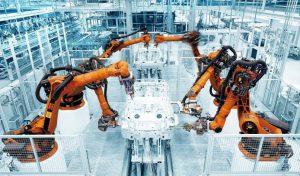 ربات های صنعتی هوشمند محصول شرکت کوکا رباتیکس