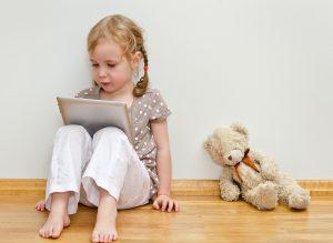نگهداری از کودکان با کمک فناوری دیجیتالی