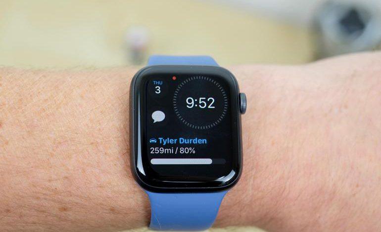 سری جدید اپل واچ همراه با تکنولوژی جدید؛ پایش شرایط روحی کاربر